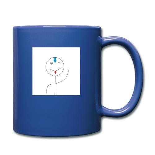 avatar stick man cover 6/6s - Ensfarvet krus