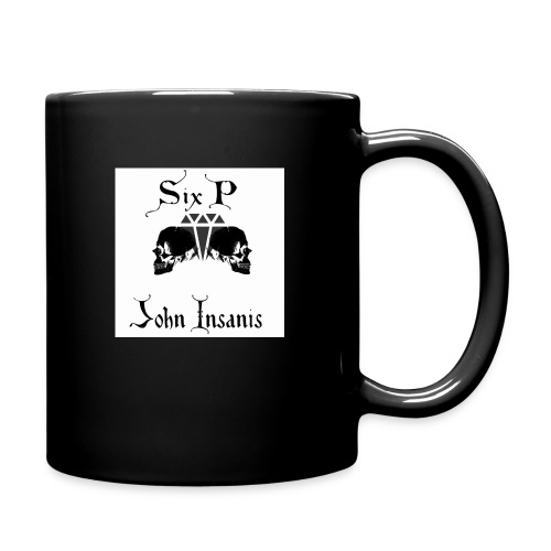 Six P & John Insanis New T-Paita - Yksivärinen muki