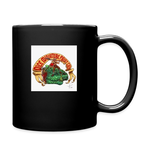 DiceMiniaturePaintGuy - Full Colour Mug
