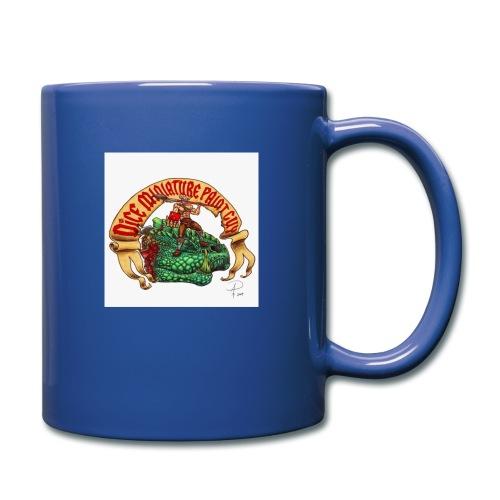 DiceMiniaturePaintGuy - Full Colour Mug