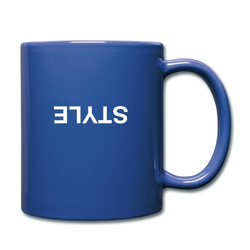 QUESTION STYLE - Full Colour Mug