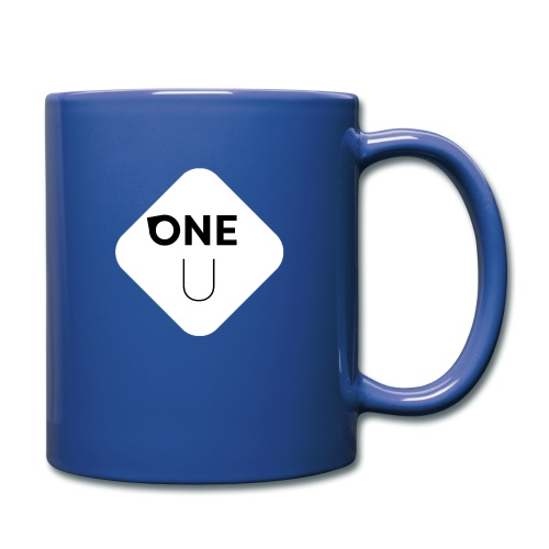 One U - Enfärgad mugg