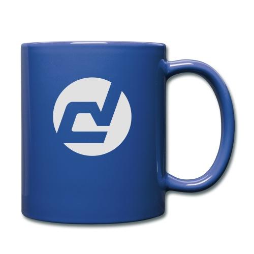 logo blanc - Mug uni