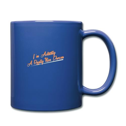 nice-person - Full Colour Mug