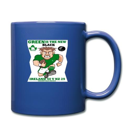 GREEN IS THE NEW BLACK !! - Full Colour Mug