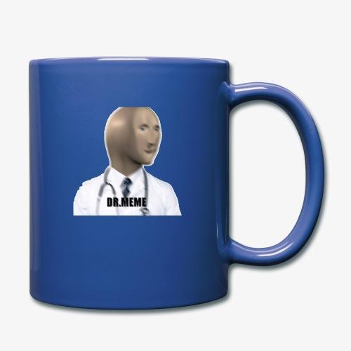 dr meme logo - Full Colour Mug