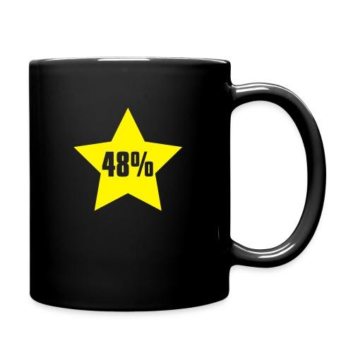48% in Star - Full Colour Mug