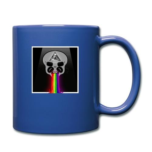Alien Had - Tasse einfarbig