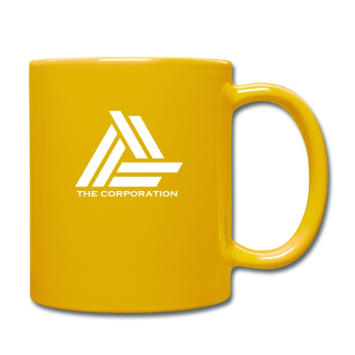 wit metnaam keertwee png - Full Colour Mug