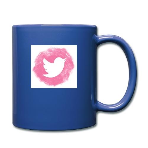 pink twitt - Full Colour Mug