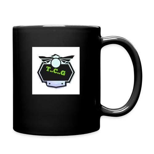 Cool gamer logo - Full Colour Mug