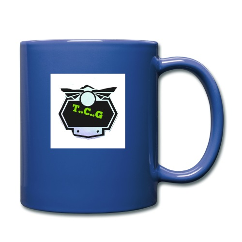 Cool gamer logo - Full Colour Mug