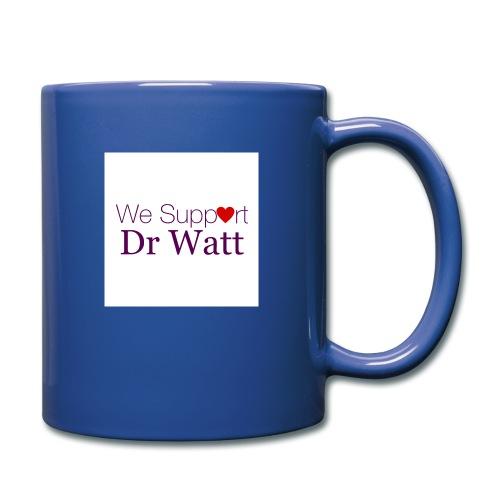 we support dr watt 2000x2000 1 - Full Colour Mug