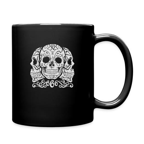 Skull Dia de los muertos - Mug uni