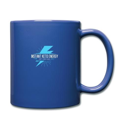 instantketoenergy - Tasse einfarbig