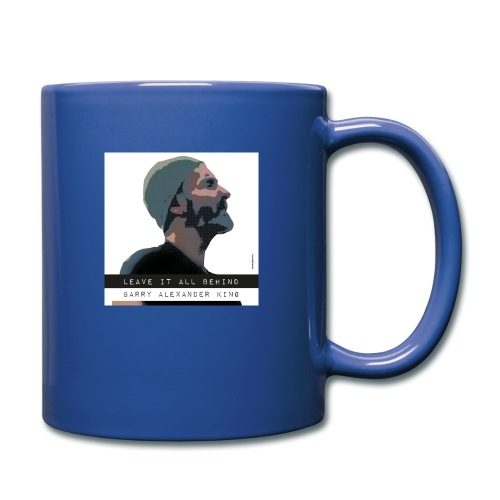 Barry Alexander King - Full Colour Mug