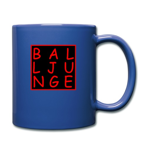 Balljunge - Tasse einfarbig