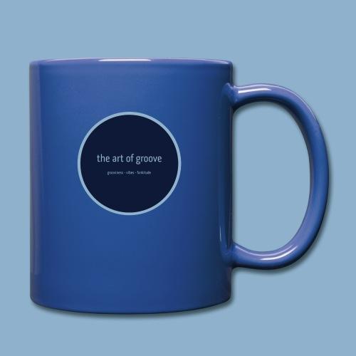 the art of groove - Full Colour Mug