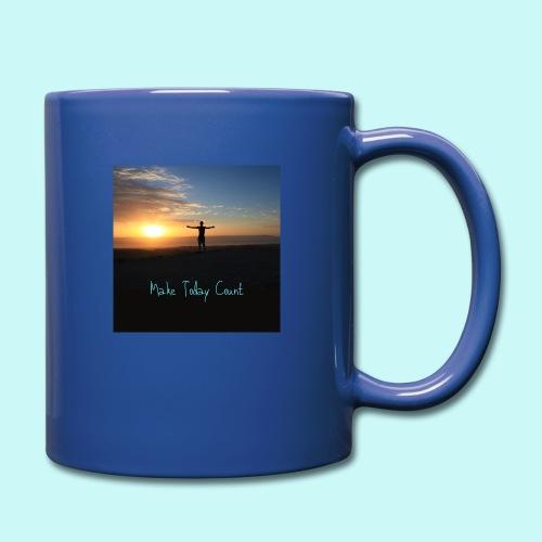Make Today Count - Full Colour Mug