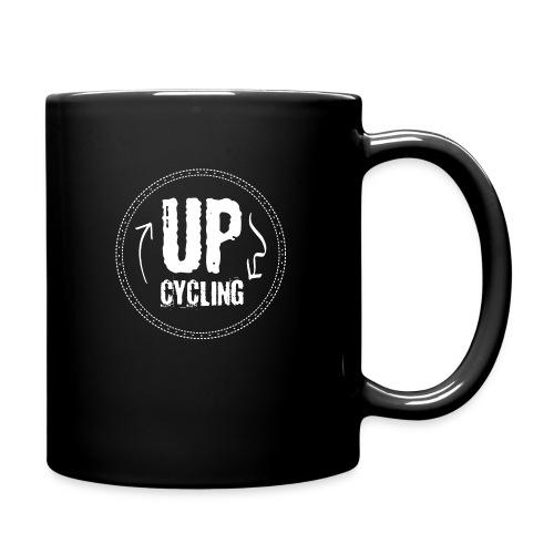Upcycling - Tasse einfarbig