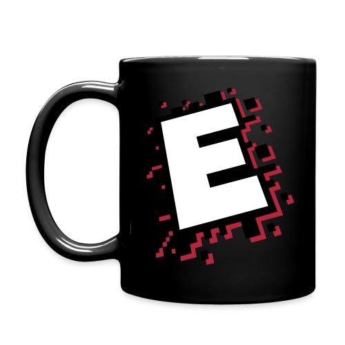 design_E_white_black_pink - Full Colour Mug