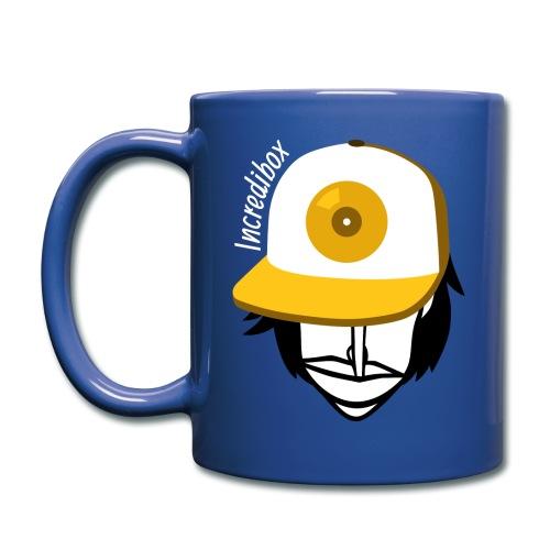 GOLD DJ FACE - Mug uni