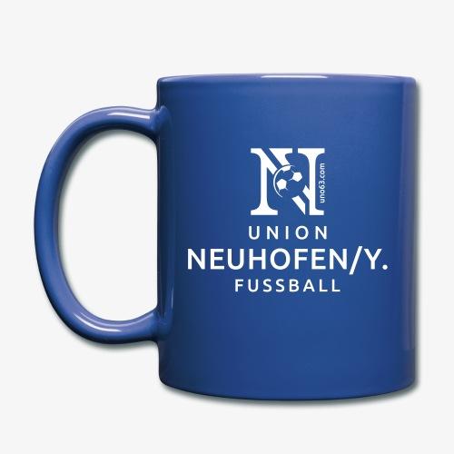 Logo_Ruecken - Tasse einfarbig