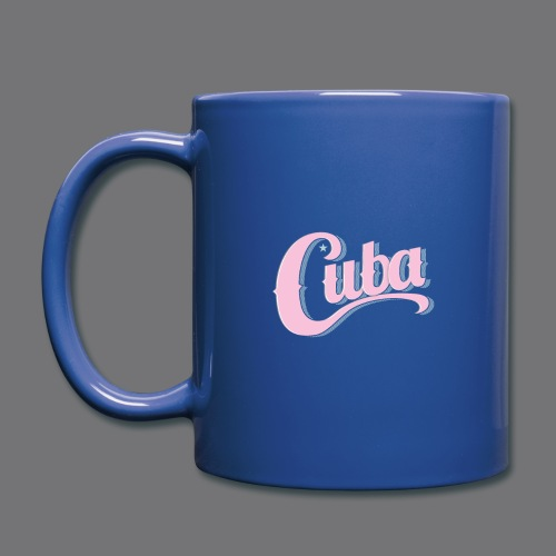 CUBA VINTAGE Tee Shirt - Full Colour Mug