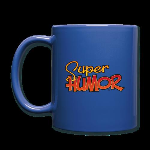 Super Humor - Taza de un color