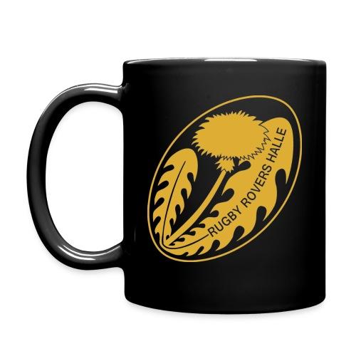 Rugby Halle Logo gold Kopie png - Tasse einfarbig