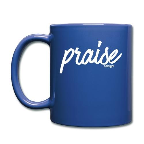Praise (WHITE) - Full Colour Mug