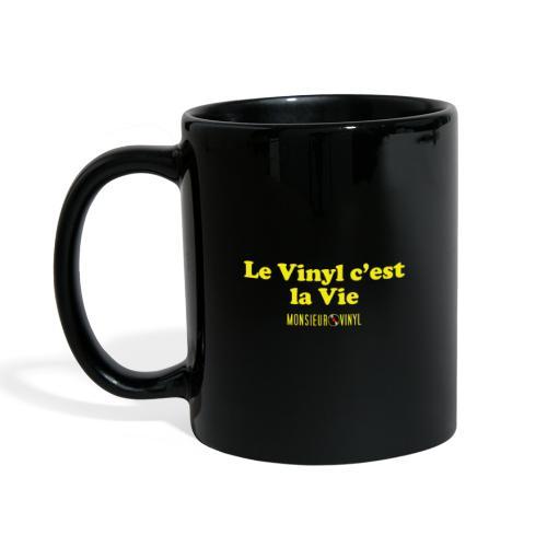 Collection Le Vinyl c'est la Vie - Mug uni
