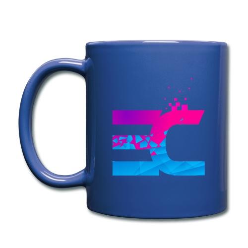 EC Logo - Enfärgad mugg