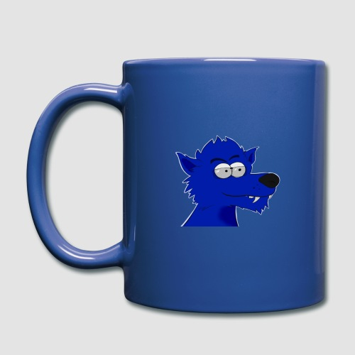 Wolfen head - Full Colour Mug