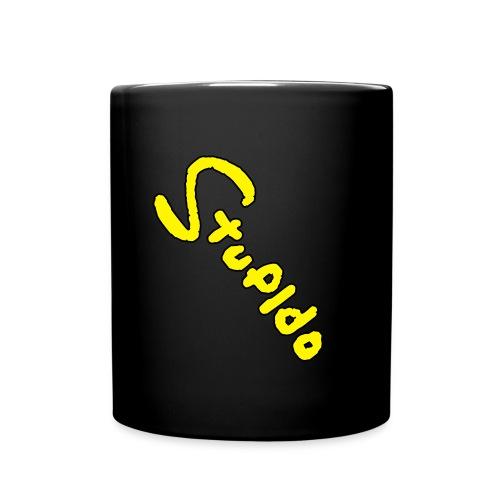 Stupido Logo / DAS Geschenk für Fans - Tasse einfarbig