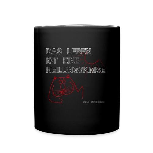 Heilungskrise - Tasse einfarbig