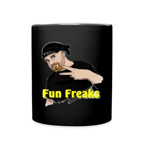 funfreaks1 png - Tasse einfarbig