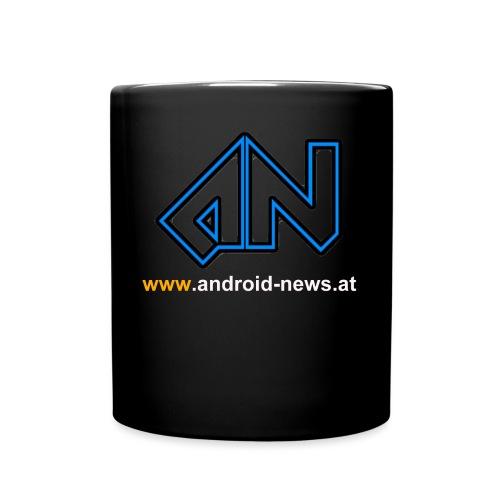 Android News Weiss - Tasse einfarbig