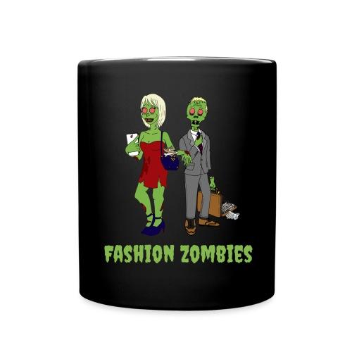 Fashion Zombie - Full Colour Mug