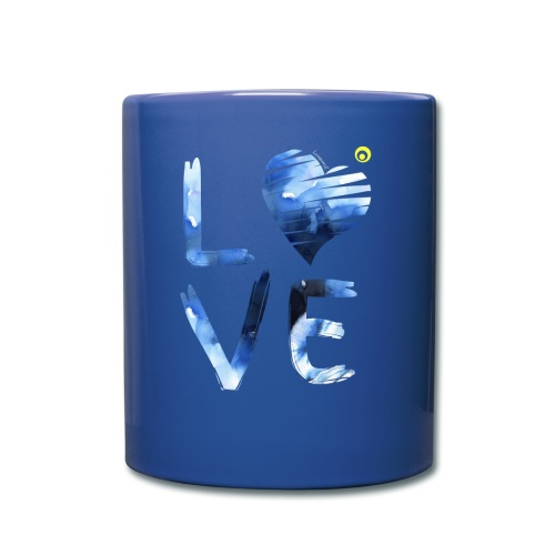 LOVE WATERCOLOR - Full Colour Mug