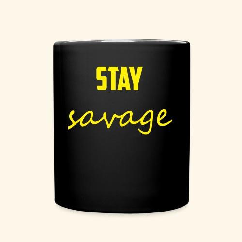 Stay Savage - Full Colour Mug