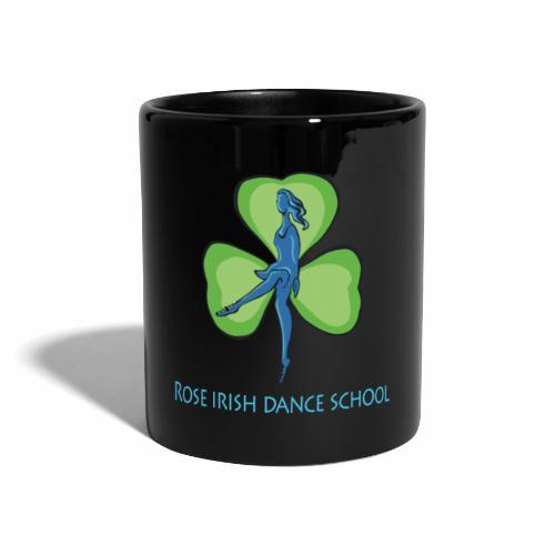Rose Irish Dance School logo - Mok uni