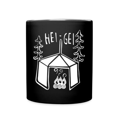 HeiGei Logo - Tasse einfarbig