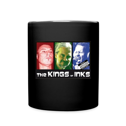 The Kings of Inks Explicit Music nur schwarz m jpg - Tasse einfarbig