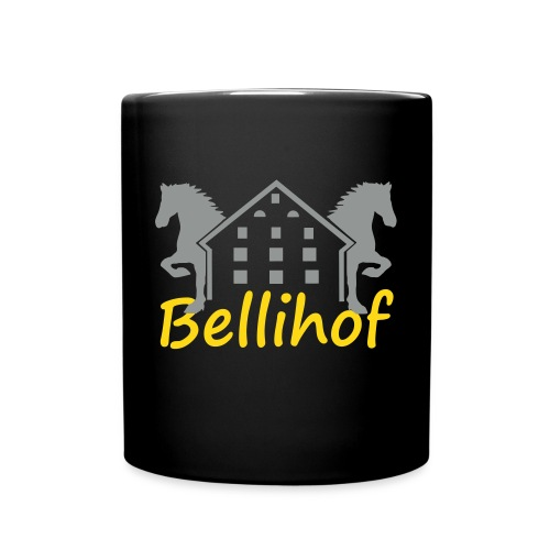 Logo Bellihof - Tasse einfarbig