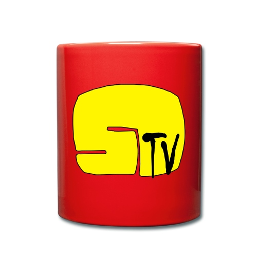 Stupidovizion Logo - Tasse einfarbig