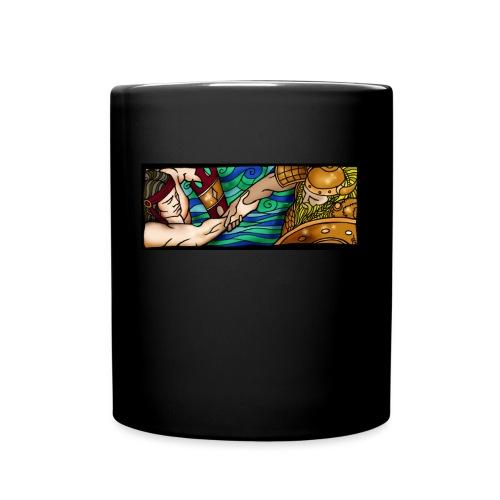 scan0048 copy jpg - Ensfarvet krus