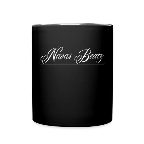 NB Schriftzug Vektor - Tasse einfarbig