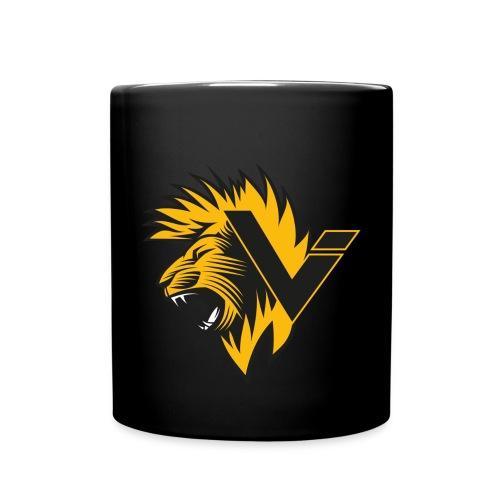 Vination Lion - Tasse einfarbig
