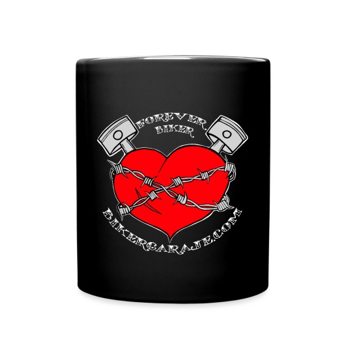 corazon motero.png - Taza de un color